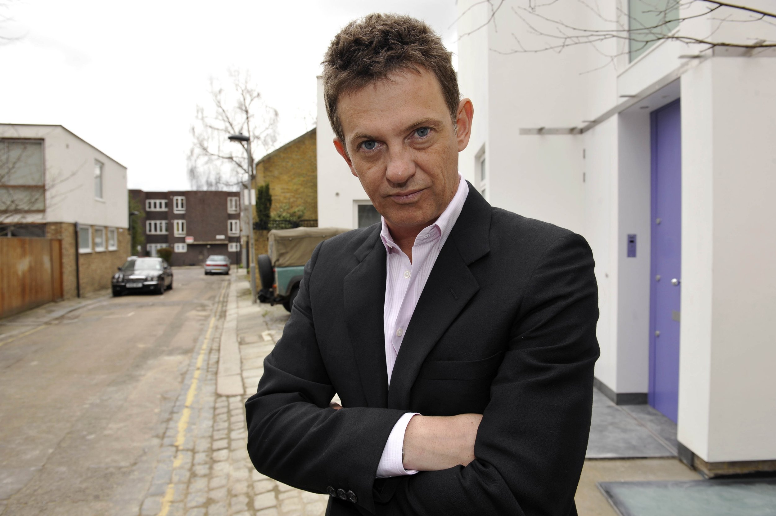 Matthew Wright 'stalker banned by Channel 5 from The Wright Stuff studios for being disruptive'