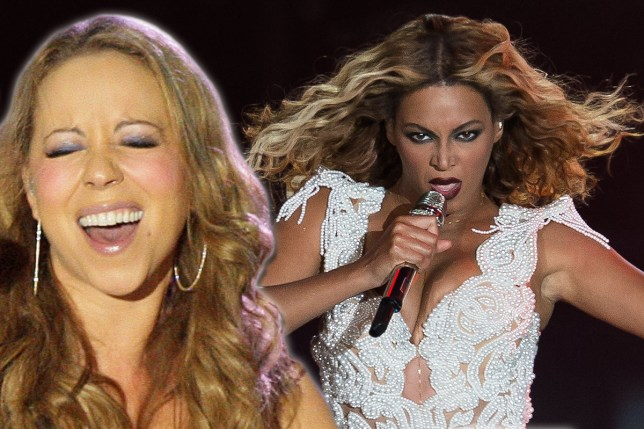 Mariah Carey threw a laptop out of the window because James Packet played a Beyonce song before sex
