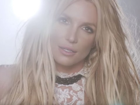 Britney Spears is back with seriously steamy new video for Make Me