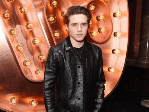 Brooklyn Beckham has dyed his hair blonde and looks so LA right now