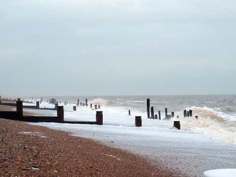 Plane and pilot missing after crashing into sea off East Sussex