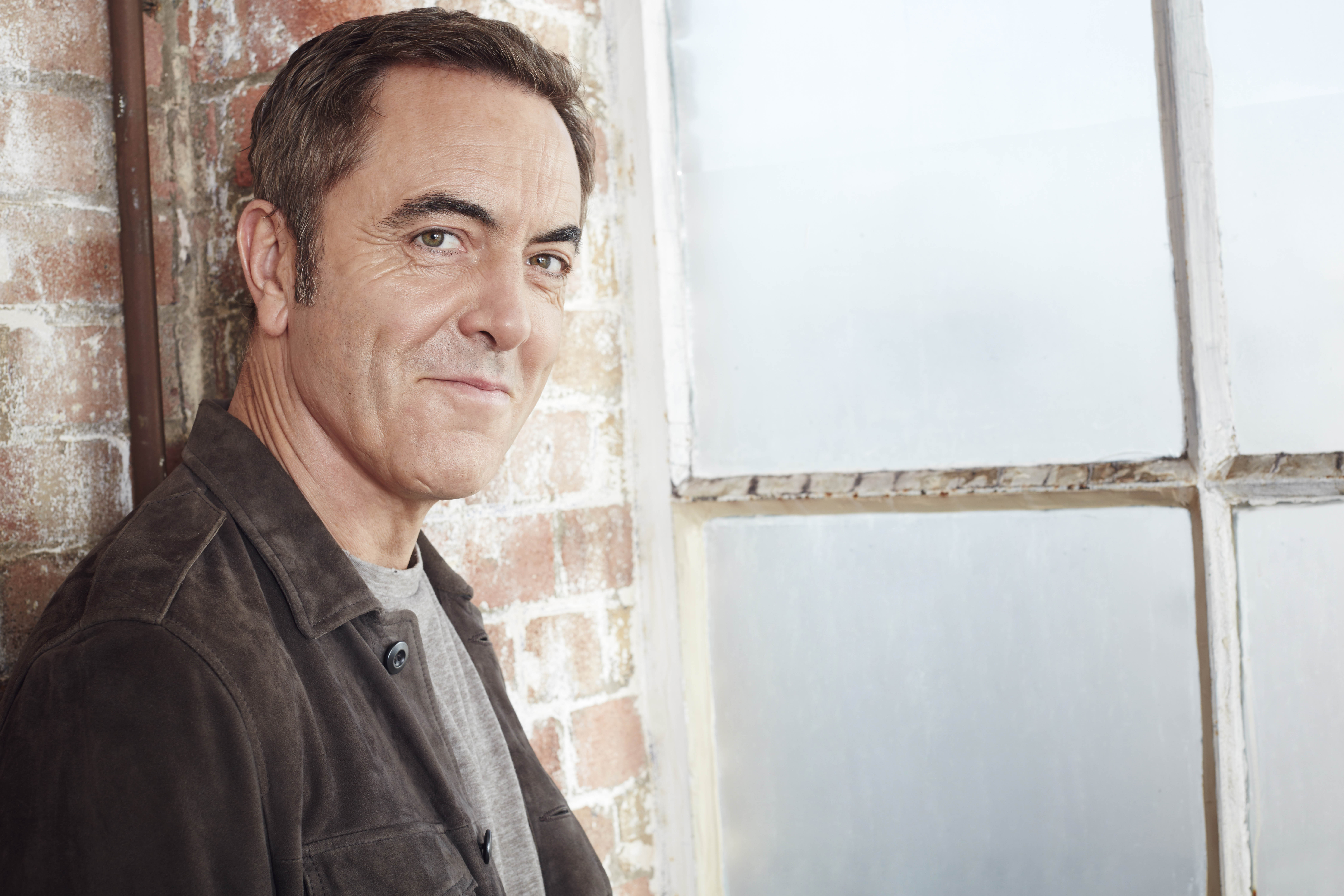 Cold Feet star James Nesbitt's marriage ends in divorce after previous kiss and tell stories