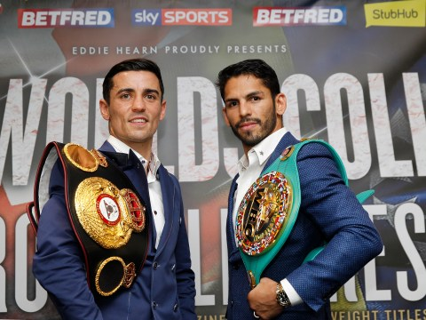 Jorge Linares reveals he loves fighting opponents in their back yard ahead of Anthony Crolla fight