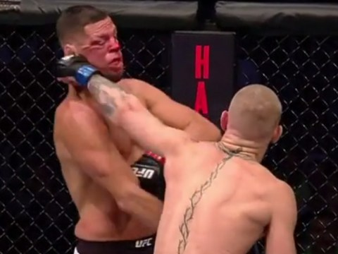 Conor McGregor gets revenge on Nate Diaz with points victory at UFC 202