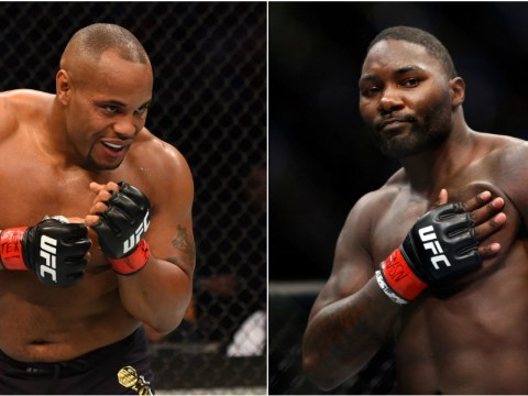 Anthony Johnson wants UFC 205 rematch with Daniel Cormier after knockout victory over Glover Teixeira