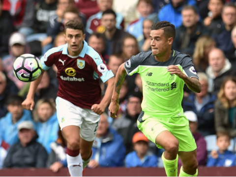 Jurgen Klopp admits Philippe Coutinho could miss Liverpool's trip to Spurs