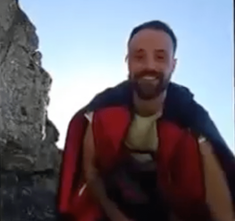 Wingsuit pilot shares his own death live on Facebook