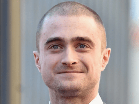 Daniel Radcliffe kept apologising for using racial slurs on the set of Imperium