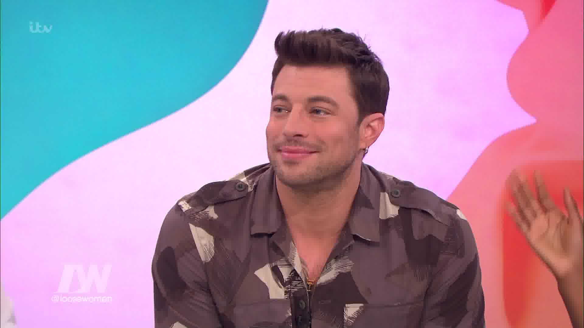 Duncan James forced to use stunt double in first Hollyoaks scenes after undergoing emergency back surgery
