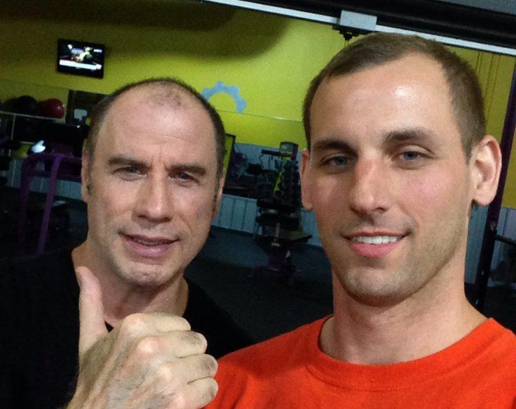 John Travolta has just treated himself to an amazing hair transplant
