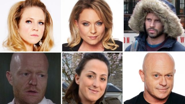eastenders cast changes