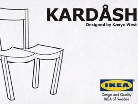 Ikea just shared a Kanye West-inspired product so fans came up with some too