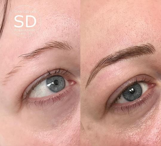 What is Microblading? 'Eyebrow embroidery' for the brows of