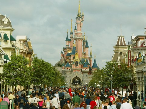 Disneyland Paris train station evacuated after reports of suspicious package