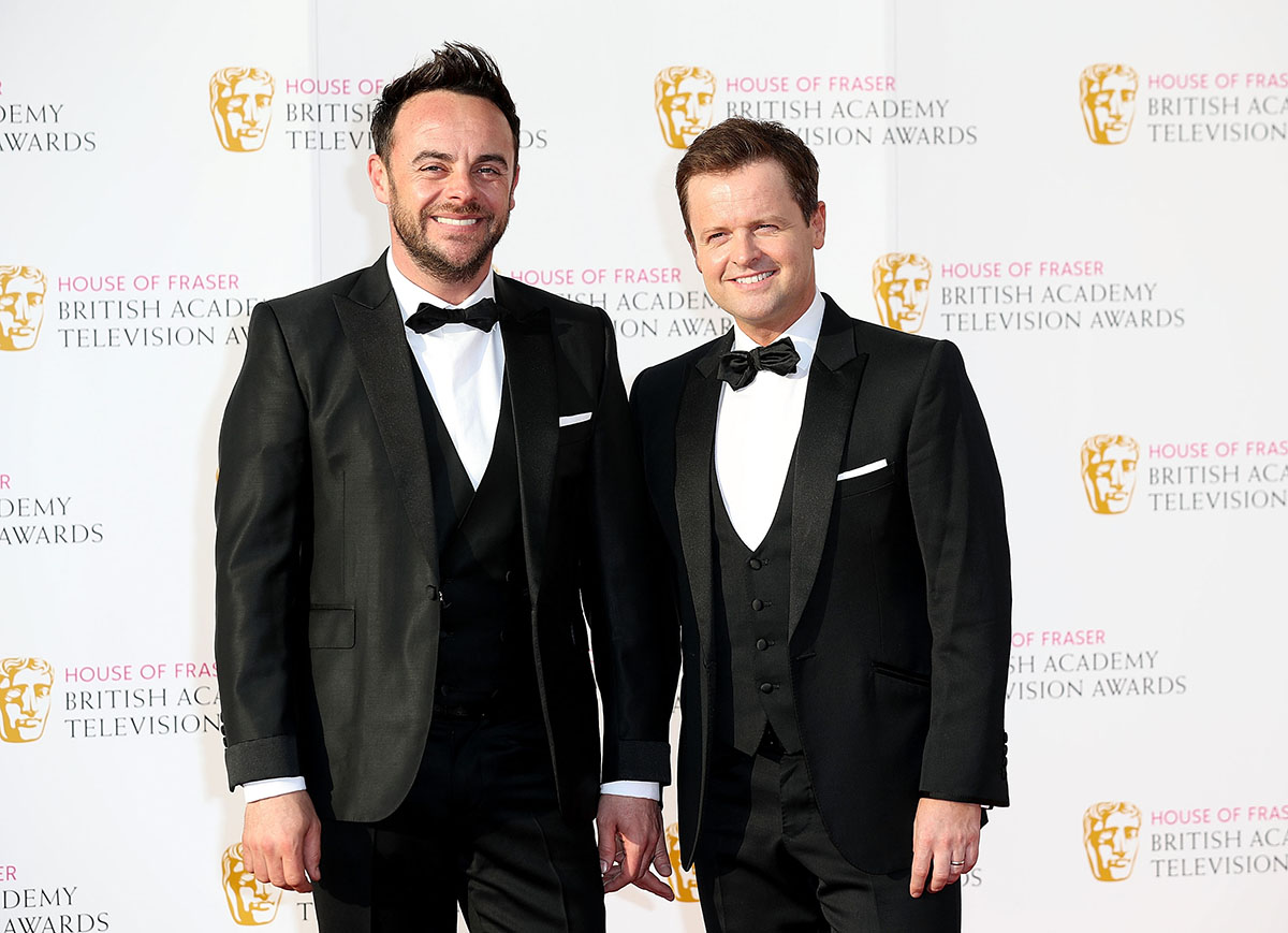 Ant and Dec 'close to signing £30 million contract with ITV'
