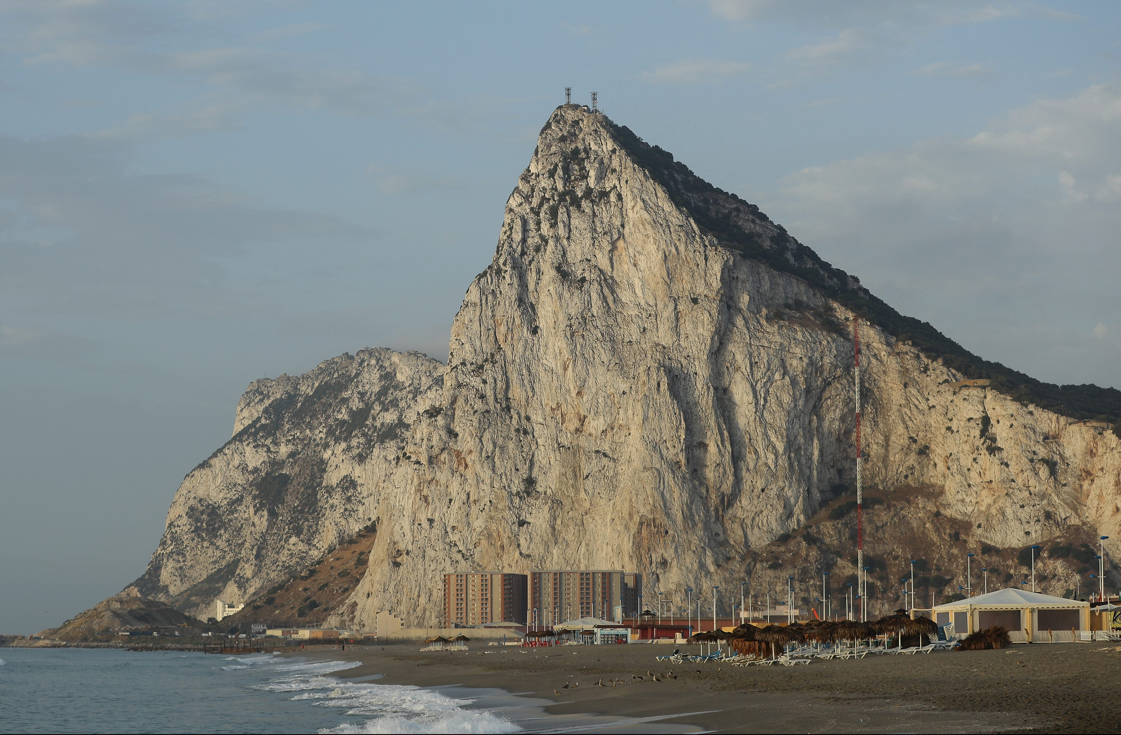 A 'hard Brexit' would be very bad news for Gibraltar