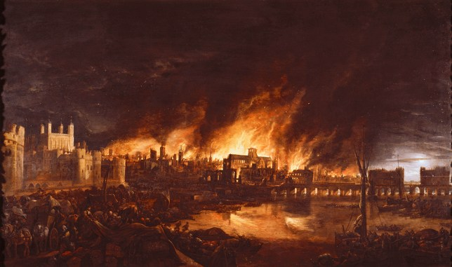 London's Burning: Our Red-Hot Tradition - Londnr |Impressionist Fire London