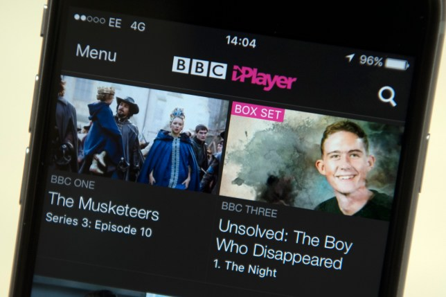 The BBC is hoping catch TV licence evaders who use the iPlayer (Picture: Getty Images)