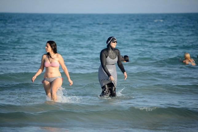 The burkini ban has been upheld (Picture: AFP/Getty Images)