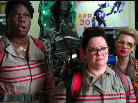 Ghostbusters has bizarrely been retitled for the DVD release
