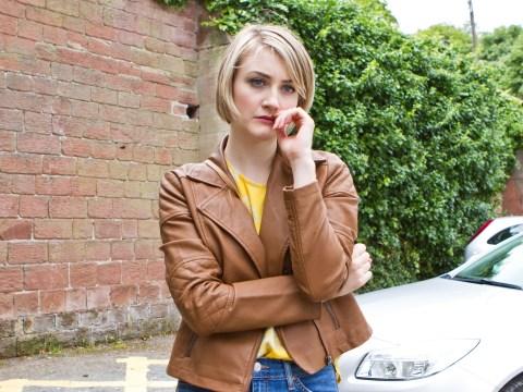 Amy Barnes actress Ashley Slanina-Davies may swap Hollyoaks for brain research