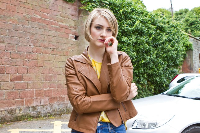 AMY IS WORRIED ABOUT STE EMBARGOED 26 JULY