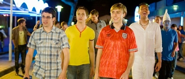 Can anything beat the mighty Inbetweeners Movie? (Picture: Bwark Productions)