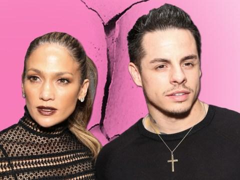 Reports suggest an 'enraged Jennifer Lopez unceremoniously dumped Casper Smart after charity balls up'