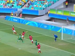 Video: Chelsea's Mikel John Obi scores for Nigeria at 2016 Rio Olympics