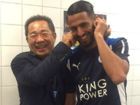 Leicester City owner announces Arsenal transfer target Riyad Mahrez isn't for sale on Instagram