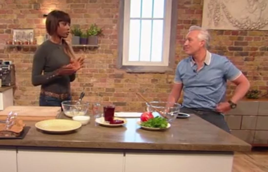 Saturday Kitchen viewers lambaste Lorraine Pascale for 'constantly interrupting' Martin Kemp in 'embarrassing' interview