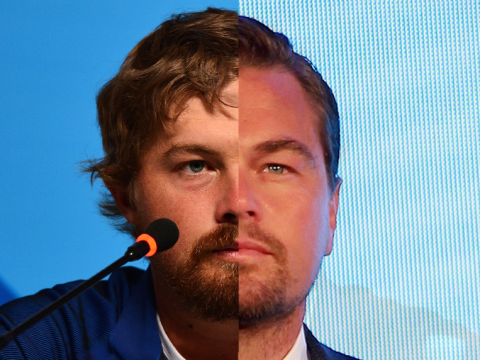 Olympic archer has confused audience members into thinking he's Leonardo DiCaprio