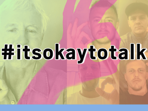 Here's why people are tweeting that #itsokaytotalk