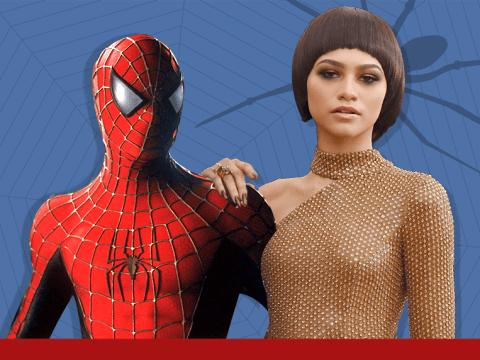 Spider-Man fans aren't happy that Zendaya is starring as Mary Jane Watson
