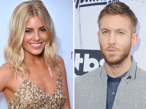 Cover your ears Olly Murs – Mollie King has a crush on Calvin Harris
