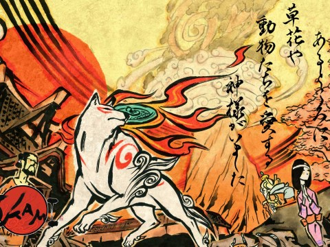 Okami 2 announced by PlatinumGames and Ikumi Nakamura… maybe? We're not sure
