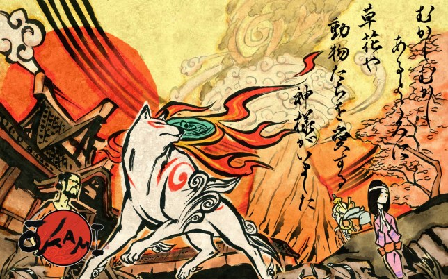 Ōkami 2 announced by Platinum and Ikumi Nakamura… maybe? Possibly?