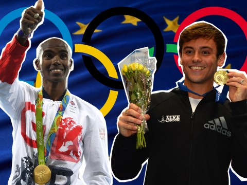Brexit voters are claiming Sensational Sunday success for Team GB athletes