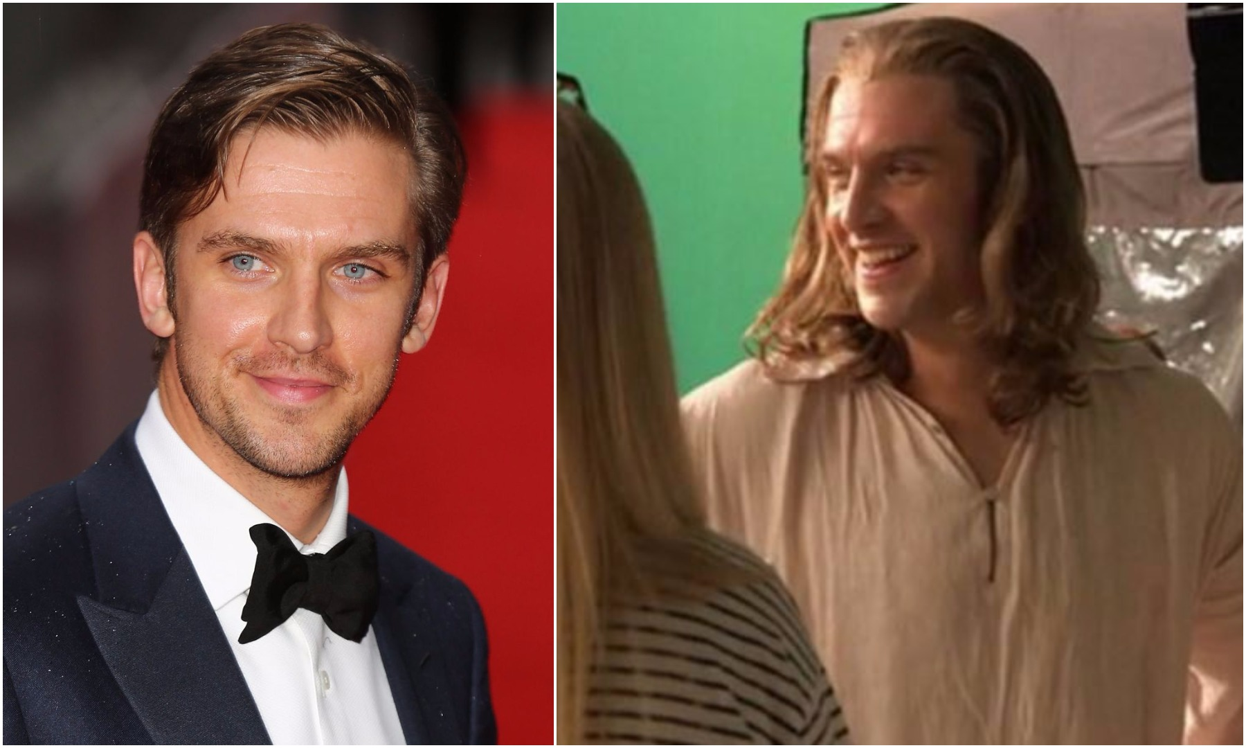 Beauty And The Beast on-set pics reveal glimpse of Dan Stevens looking dashing AF in his prince role