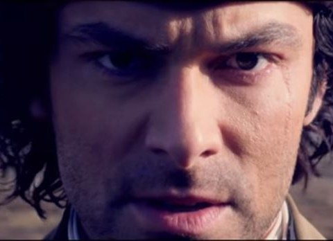 Aidan Turner returns in first trailer for Poldark series 2 – and reveals who thought of doing THAT topless scene