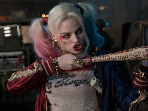 A Harley Quinn animated series is in the works and Margot Robbie could star