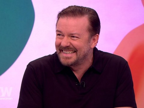 Ricky Gervais compares Celebrity Big Brother to 'a zoo' during Loose Women appearance