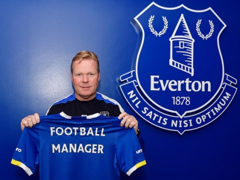 Everton sign official partnership agreement with Football Manager