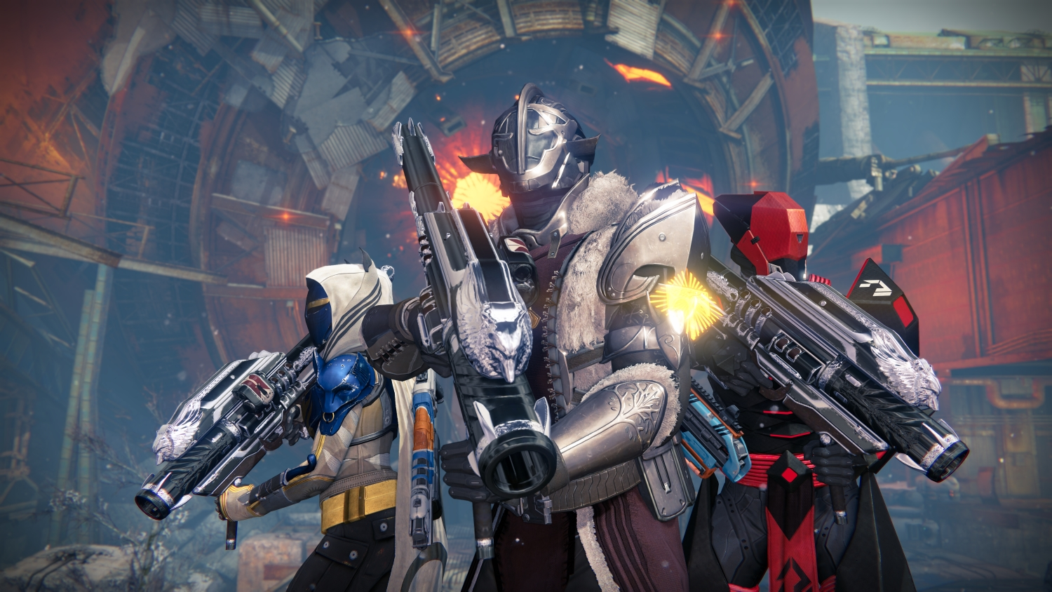 Destiny: Rise Of Iron hands-on preview and interview – 'We're not afraid of change'