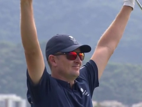 Justin Rose records first hole-in-one in Olympic Games history