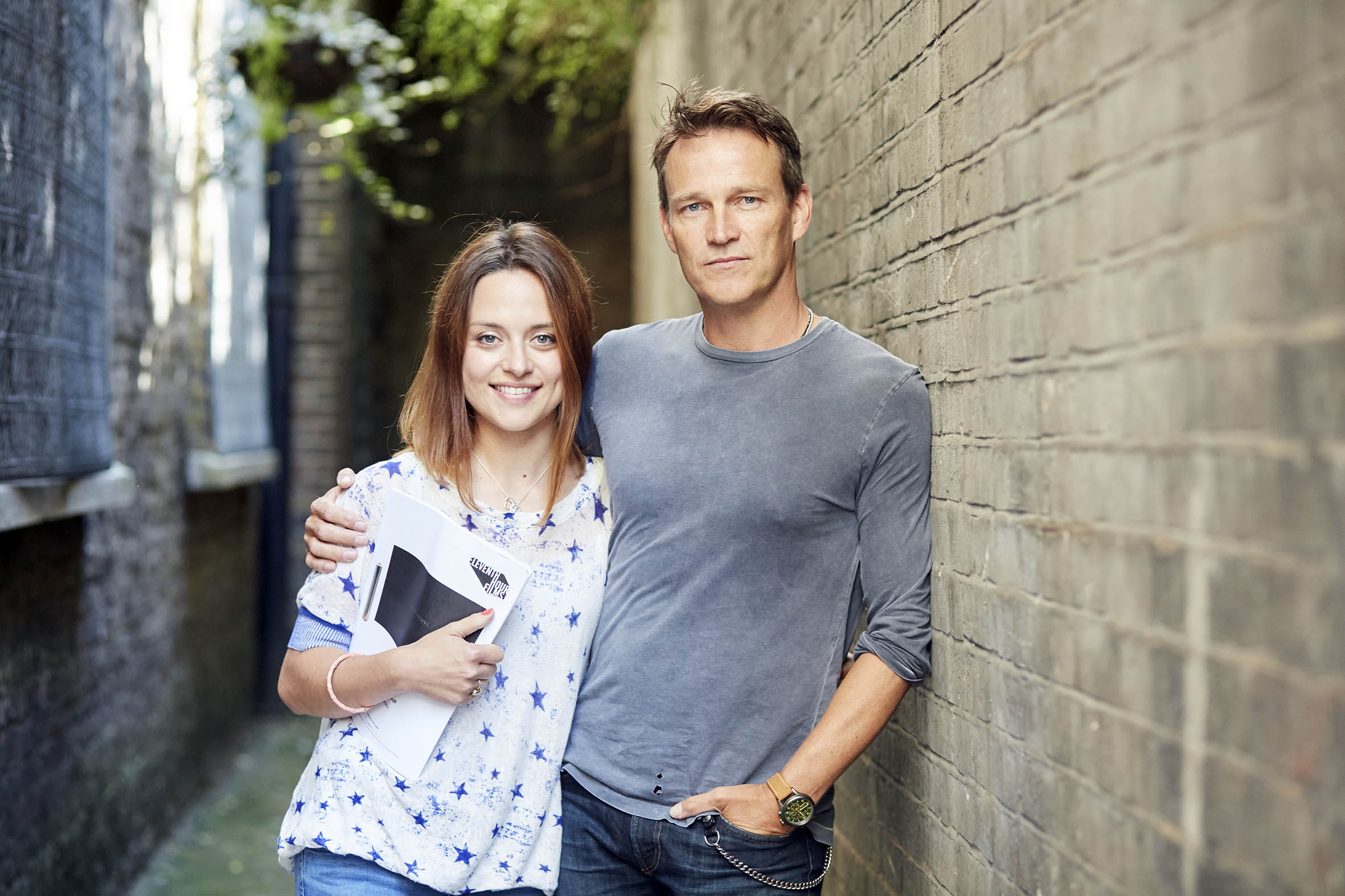 True Blood star Stephen Moyer will replace Christopher Eccleston in ITV drama Safe House