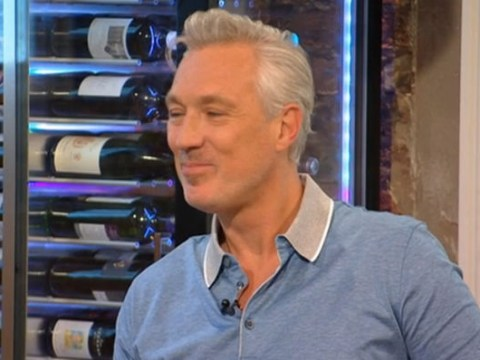 Everyone freaked out when Martin Kemp appeared on TWO live programmes at the same time