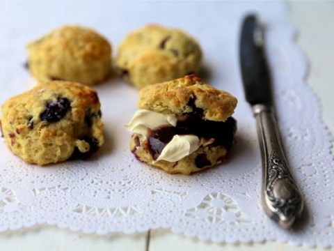 Afternoon Tea Week 2016 recipe: How to make these classic British blueberry scones