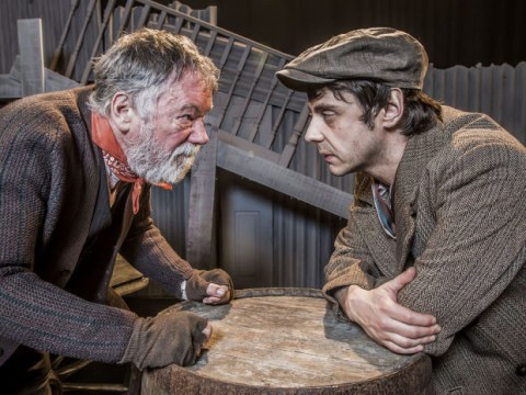 First look at BBC remakes of Steptoe And Son, Til Death Us Do Part and Hancock's Half Hour