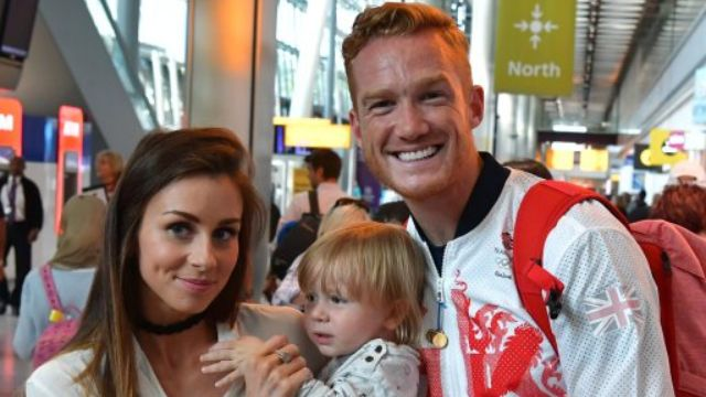 Woman is Greg Rutherford's girlfriend so she faces sexist abuse daily on Twitter